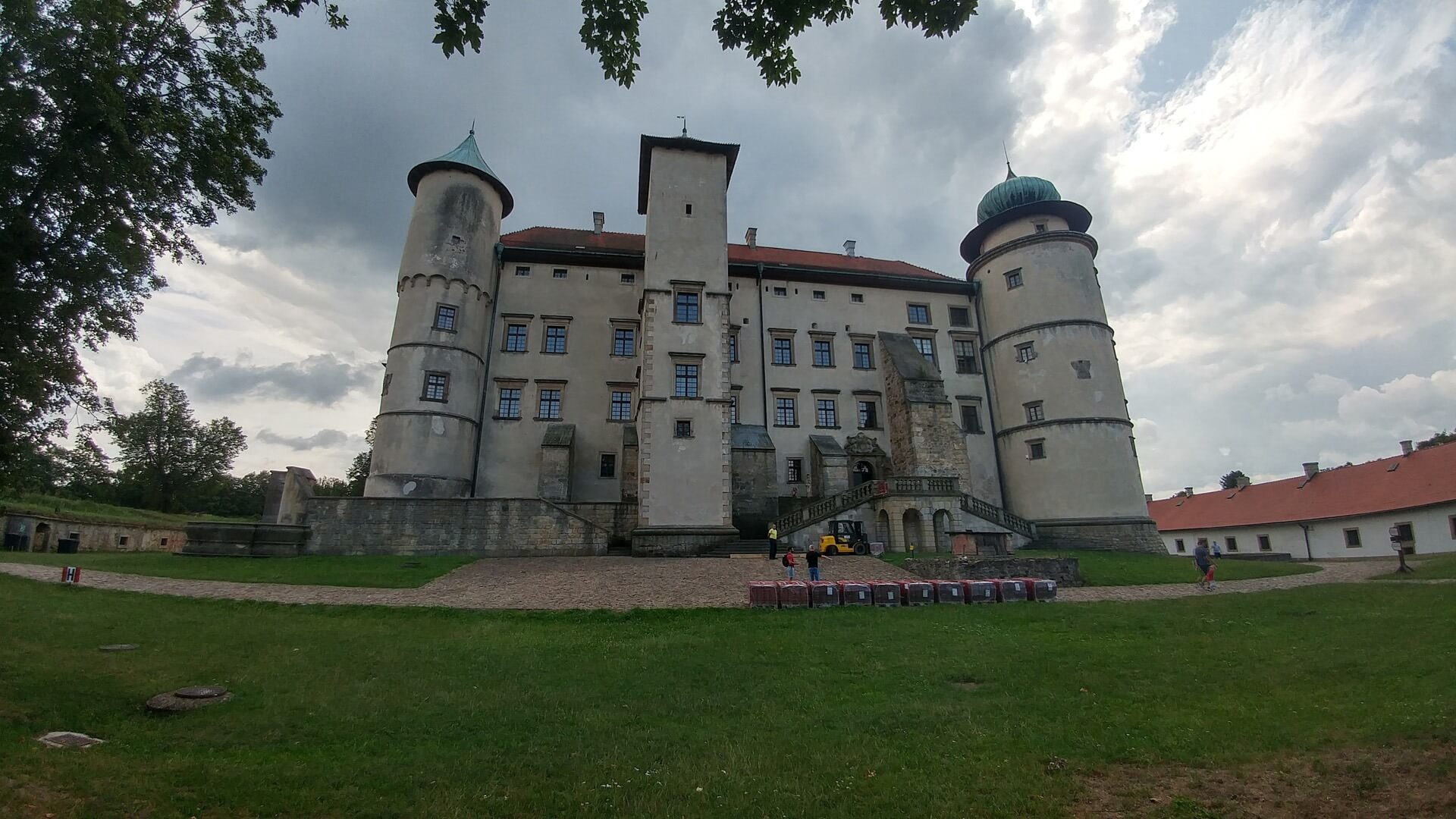 Passion Piece - The castle in Wiśnicz