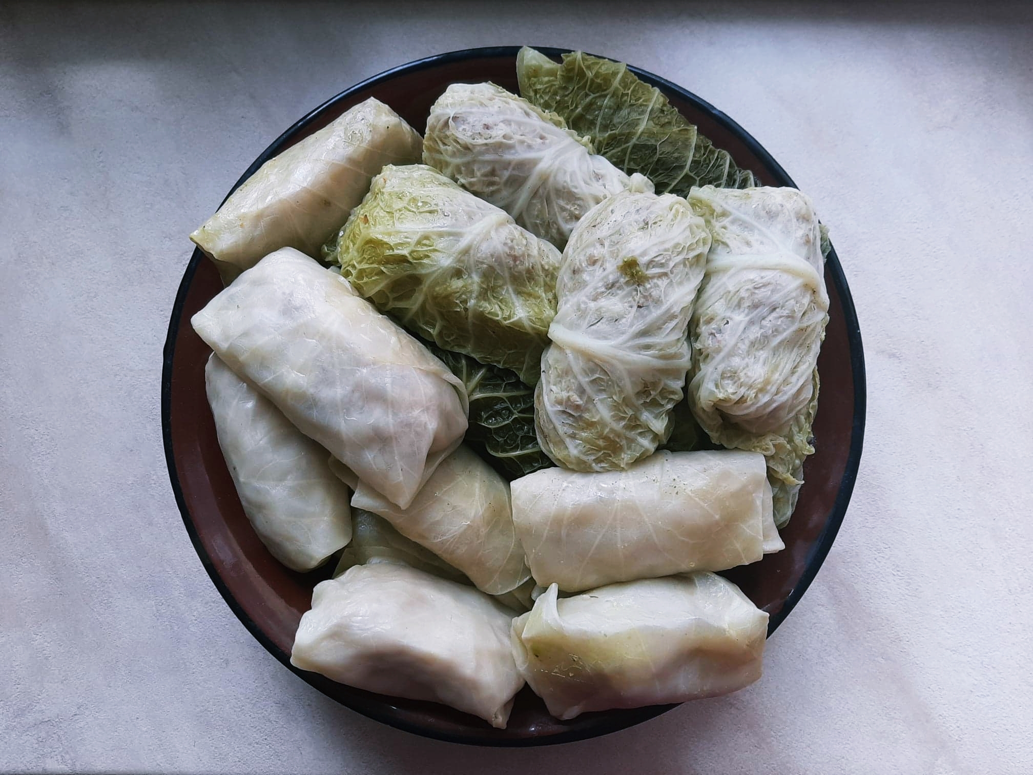 Passion Piece - stuffed cabbage