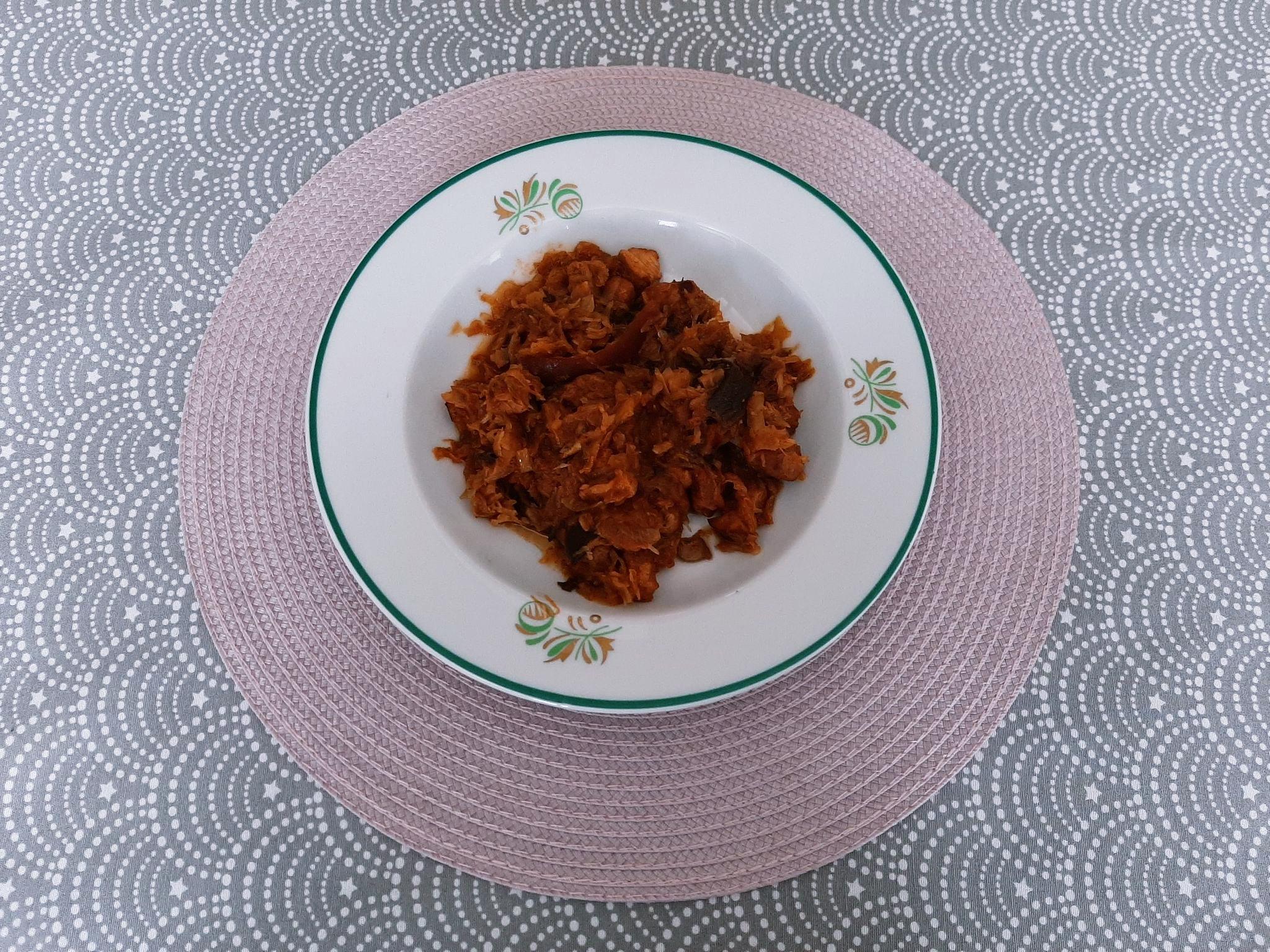 Passion Piece - Hunter's stew